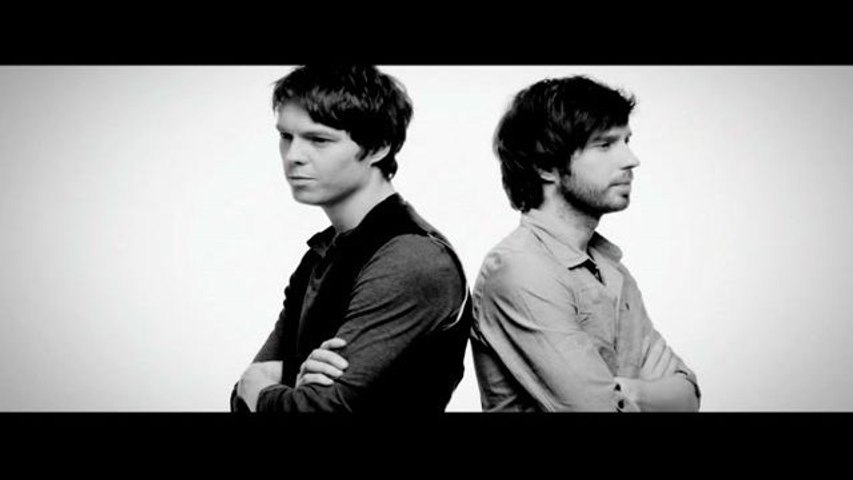 Martin and James - All Over The News