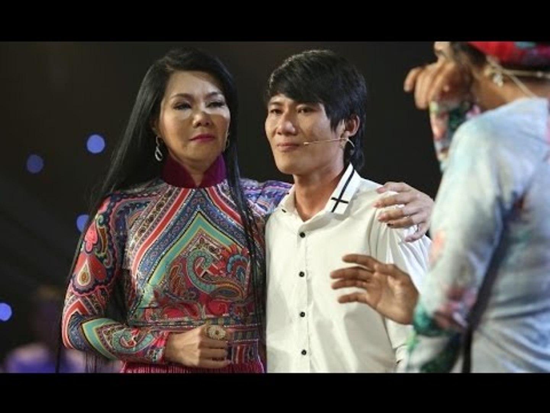 Nghệ sĩ cải lương Ngọc Huyền rút khỏi game show vì bất đồng quan điểm với thí sinh
