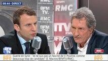 [Zap Actu] Les rumeurs sur Emmanuel Macron : entre héritage et comptes cachés (18/04/17)