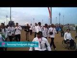 IPC Blogger - Algeria entering 2012 Paralympic Closing Ceremony, Paralympics 2012