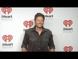 Blake Shelton // iHeartRadio Music Festival 2015 Red Carpet Arrivals