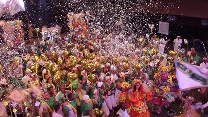 Marquinhos Art'Samba - É O Amor... Que Mexe Com A Minha Cabeça E Me Deixa Assim... - Do Sonho De Um Caipira, Nascem Os Filhos Do Brasil / Música Incidental: É O Amor