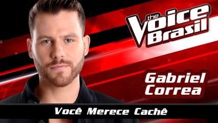 Gabriel Correa - Você Merece Cachê