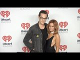 Ashley Tisdale & Christopher French // iHeartRadio Music Festival 2015 Red Carpet Arrivals