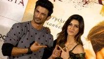Sushant Singh Rajput & Kriti Sanon SMART ANSWER On Their Relationship Status