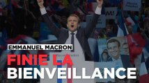 Macron attaque Mélenchon, Le Pen et Fillon dans son grand meeting de Bercy