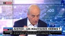 Jean-Jacques Urvoas, le ministre de la Justice est l'invité de Jean-Pierre Elkabach