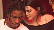 Kendall Jenner Crushing Hard On A$AP Rocky