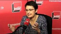 """Nathalie Arthaud sur Marine Le Pen : """"Elle a la haine des syndicats ouvriers, des travailleurs qui se battent."""""""
