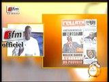 Yeewu Leen - 22 Mai 2015 - Revue de presse avec Mamadou M.Ndiaye