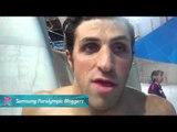 IPC Blogger - Justin Zook (USA) - London 2012 Paralympics, Paralympics 2012