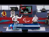 Wheelchair Fencing - CHN vs FRA - Men's Team Cat. Open - Gld Mdl - London 2012 Paralympic Games