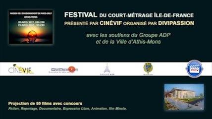 Bande Annonce Festival de court métrage Ile de France