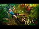 Lara Croft: Relic Run - Samsung Galaxy S6 Edge Gameplay