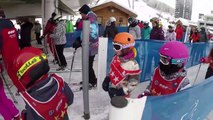 7 Jours Fous au Ski • #2 POUR JODIE QUI S'EST CASSÉ LE BRAS AU SKI • Du ski