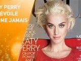 Katy Perry se met à nu pour Vogue
