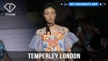 London Fashion Week Fall/Winter 2017-18 - Temperley London Trends   FTV.com