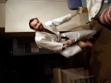 Leçon de judo à wapping