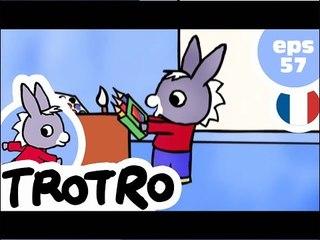 TROTRO - EP57 - Trotro fait de la peinture