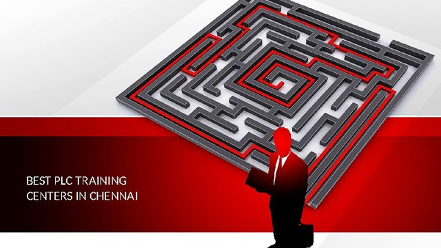 TOP PLC TRAINING CENTERS IN CHENNAI