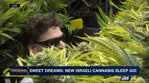 TRENDING | Sweet dreams: new Israeli cannabis sleep aid  | Tuesday, April 18th 2017