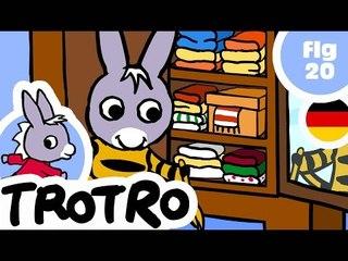 TROTRO - EP20 - Trotro, der kleine Tiger