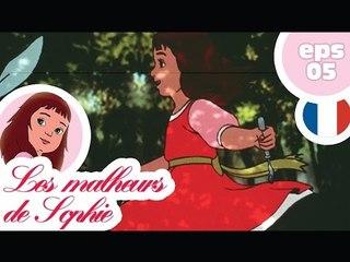 LES MALHEURS DE SOPHIE - EP05 - L'âne