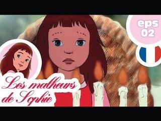 LES MALHEURS DE SOPHIE - EP02 - Le thé