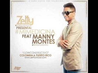 """Zetty Ft Manny Montes - """"Mi Medicina"""""""
