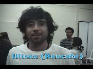 Zetty con Ulises Rescate