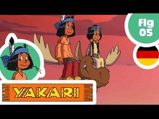 YAKARI - EP05 - Der Herrscher der Prärie