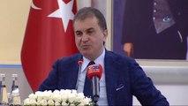"""AB Bakanı Ömer Çelik: """"Türkiye ve AB İlişkilerinin Objektif Kurallara Bağlı Olarak Yürütülmesi..."""