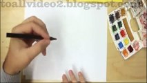 COMO DIBUJAR BEA KAWAII PASO A PASO - Dibujos kawaii faciles - How to draw Bea