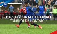 U16 : Demi-finale (5-0) et finale (1-3), le résumé