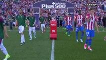 11 D'EUROPE du 17/04 - 32e journée Atlético Madrid 3 - 0 Osasuna