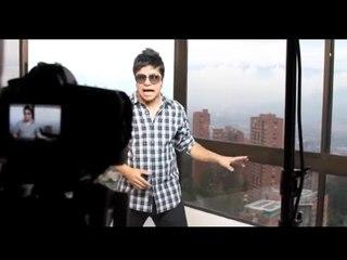 Amantes - Daniel Calderón y Los Gigantes (Detrás De Cámaras) ®