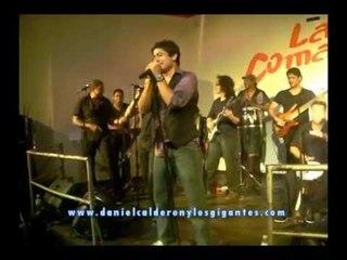Amantes - Daniel Calderón y Los Gigantes (Discoteca La Comadre en Cali) ®