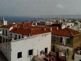 Alger, vue des toits d'Alger
