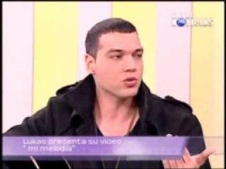 Lukas en Cable Noticias Tv