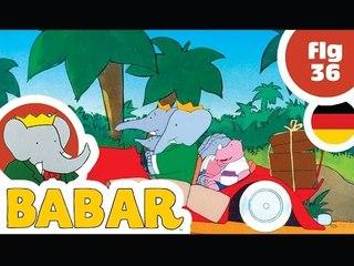 BABAR - EP36 - Das Märchen vom Ungeheuer