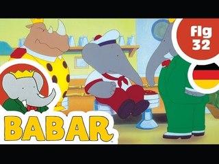 BABAR - EP32 - Onkel Arthur und die Piraten