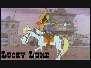 LUCKY LUKE - EP21 - Le fil qui chante