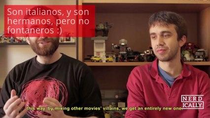 ¿Te gustan los Lego? ¿Te gusta el cine? ¡Entonces no te puedes...