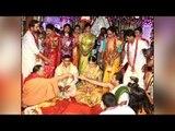Raadhika Sarathkumar' daughter Rayane marries cricketer Abhimanyu, See pics Oneindia News