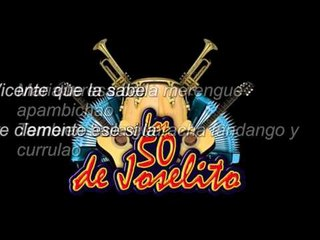 Los 50 De Joselito - Maria Teresa (Video Lyrics)