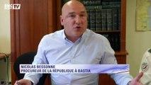 Incidents à Bastia - Le procureur de la République de Bastia fait le point