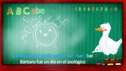 El Pato tartamudo - Karaoke