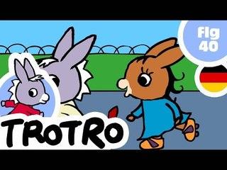 TROTRO - EP40 - Trotro, der Judomeister