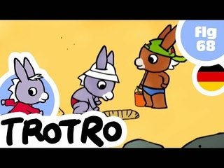 TROTRO - EP68 - Trotro und die Sandburg