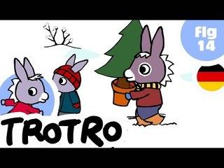 TROTRO - EP14 - Trotros Weihnachtsbaum